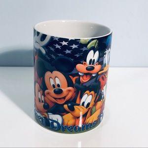 Disney Mug Large Jerry Leigh Orlando FL